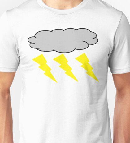 storm cloud large print Unisex T-Shirt