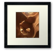 Caves  02 Framed Print