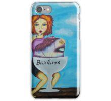 Brain Freeze iPhone Case/Skin