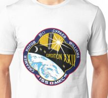 Expedition 22 Mission Patch Unisex T-Shirt