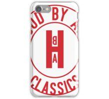 H.B.A. CLASSICS iPhone Case/Skin