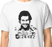 Pablo Escobar Narcos Classic T-Shirt