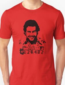 Pablo Escobar Narcos Unisex T-Shirt