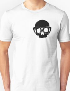 Inner Geek One Color Logo (Black) T-Shirt