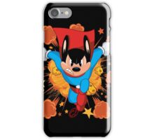 MOUSE OF STEEL iPhone Case/Skin