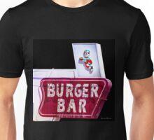 Burger Bar Unisex T-Shirt