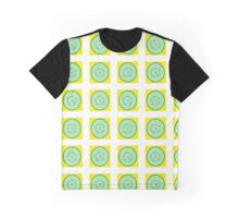 Cucumber Slice 2 Graphic T-Shirt