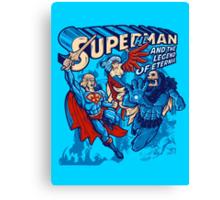 Super He-Man  Canvas Print