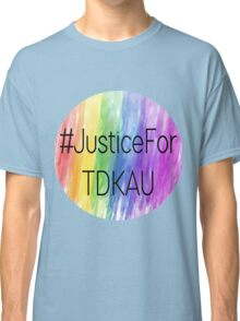 Justice For They Don't Know About Us Classic T-Shirt