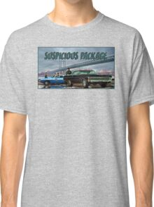 Suspicious Package Classic T-Shirt