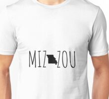 Mizzou Missouri Unisex T-Shirt