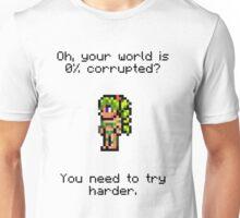 Dryad,Try Harder Unisex T-Shirt
