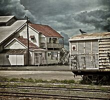 Over The Tracks by scottimages