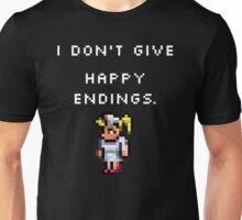 Nurse- Happy Endings Unisex T-Shirt