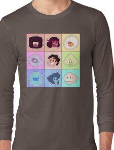 Steven Universe - Gem Points Long Sleeve T-Shirt