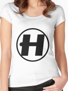 Hospital Records Logo - DnB Women's Fitted Scoop T-Shirt