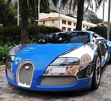 Bugatti Veyron 16.4 Centenaire by Division
