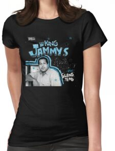 Reggae Anthology : King Jammy's - Roots, Reality And Sleng Teng Womens Fitted T-Shirt