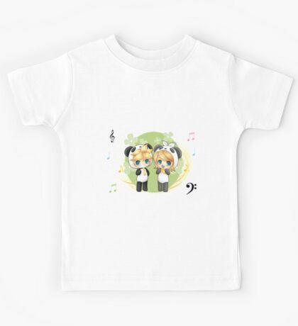 Rin and Len Kids Tee