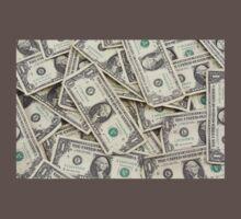 American One Dollar Bills T-Shirt