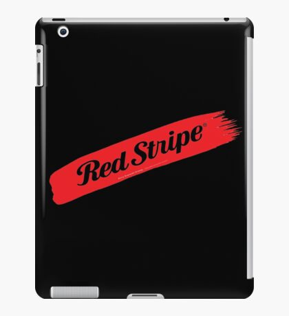 Jamaican Chillin' With A Red Stripe  iPad Case/Skin