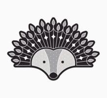 Hedgehog Fan 2 Kids Tee