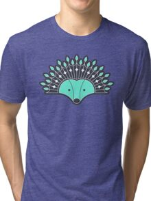 Hedgehog Fan Tri-blend T-Shirt