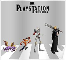 THE PLAYSTATION GENERATION Poster