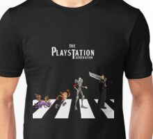 THE PLAYSTATION GENERATION Unisex T-Shirt
