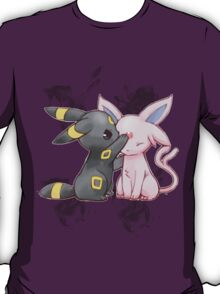 Espeon and Umbreon T-Shirt