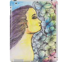 Julia iPad Case/Skin