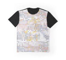 Mosaic #4, tiled design Graphic T-Shirt