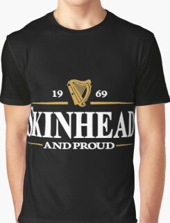 1969 Skinhead And Proud  Graphic T-Shirt