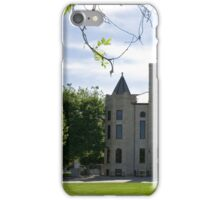 McPherson County, Kansas, Courthouse iPhone Case/Skin