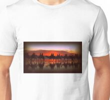 Broome Camel Train Unisex T-Shirt