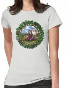 30 Days of Spiritual Wildness Womens Fitted T-Shirt