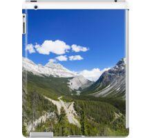 Canadian Rockies iPad Case/Skin