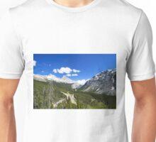 Canadian Rockies Unisex T-Shirt