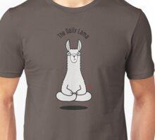 The Daily Lama (cartoon)   Unisex T-Shirt