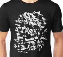 Broken Waving Light - Art5 Unisex T-Shirt