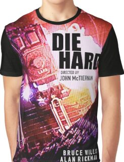 DIE HARD 3 Graphic T-Shirt