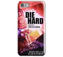 DIE HARD 3 iPhone Case/Skin