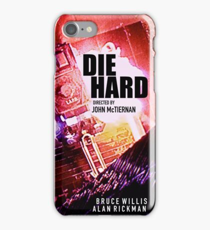 DIE HARD 3 iPhone Case/Skin
