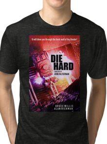 DIE HARD 3 Tri-blend T-Shirt
