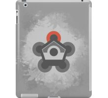 Battle Frontier Greyscale iPad Case/Skin