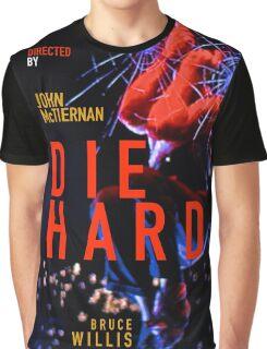 DIE HARD 4 Graphic T-Shirt