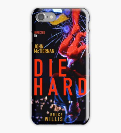 DIE HARD 4 iPhone Case/Skin