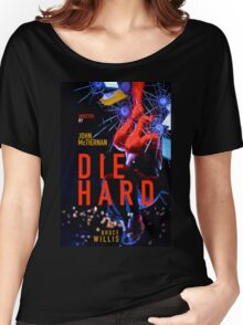 DIE HARD 4 Women's Relaxed Fit T-Shirt