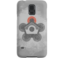 Battle Frontier Greyscale (Distressed) Samsung Galaxy Case/Skin