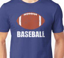 Football Baseball Troll Unisex T-Shirt